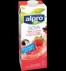 Alpro Bebida de Soja Frutos Vermelhos