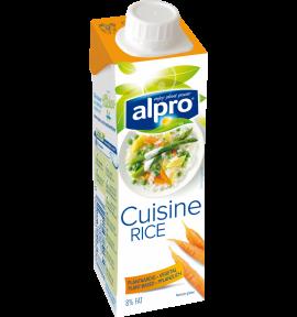 Reis-Kochcrème Cuisine