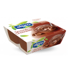 Product packaging of Alpro Silky Smooth Chocolate Dessert