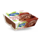 אריזת מוצר של מעדן אלפרו בטעם שוקולד