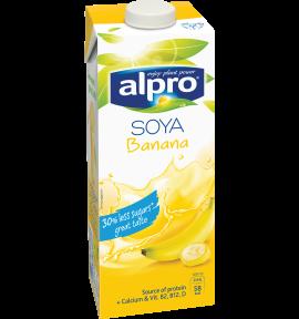 Alpro Soja Banane