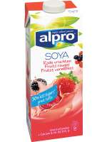 Soja Fruits Rouges