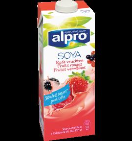 Alpro Soja Fruits Rouges