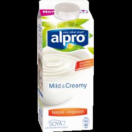 Product verpakking van Mild & Creamy Naturel Ongezoet