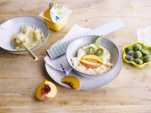Kids Rice Pudding