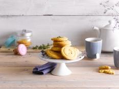 Biscuits au thym