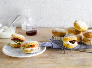 Scones - Der englische Klassiker zur Teatime