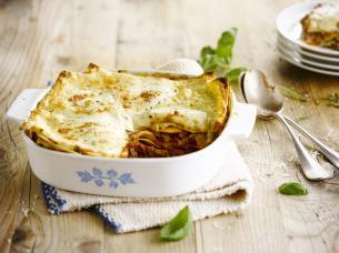 Traditionele lasagna