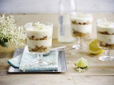Zesty Lemon and Lime Trifle