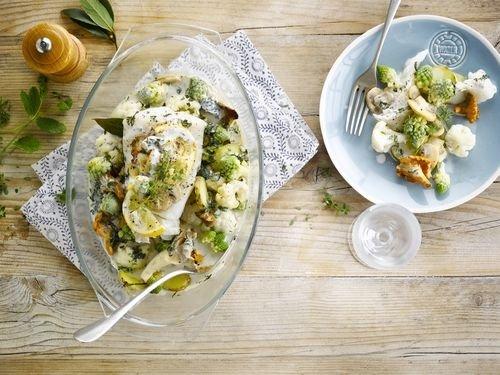 Alpro cooking kabeljauw in een zee van groente for Alpro soya cuisine