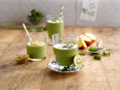 The Original Green Apple-a-Day Smoothie