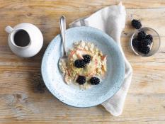 Porridge à la pomme