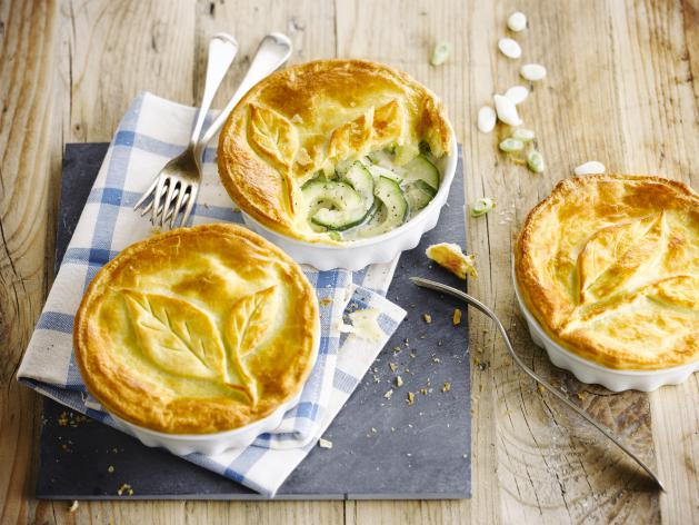 Courgette tart recipe inspiration alpro for Alpro soya cuisine