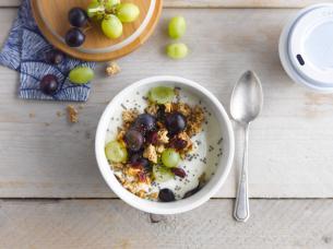 Grape Breakfast