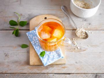 Oat Iced tea