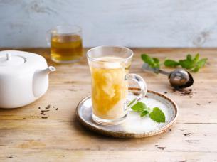 Minty Jasmine Tea