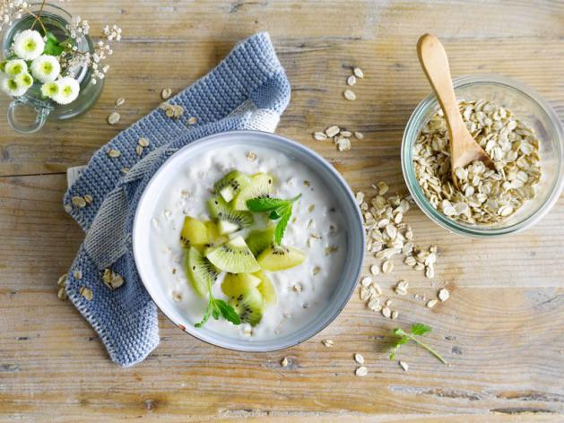 Plant-based alternative to Yogurt with Oat