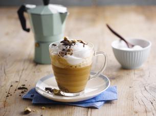 Caffè nero al cioccolato