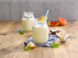 The Snow White Coconut Smoothie