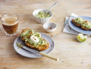 Pittige Avocado op Toast