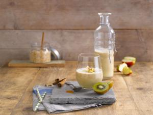 The Yellow Oat To A Fresh Start Smoothie